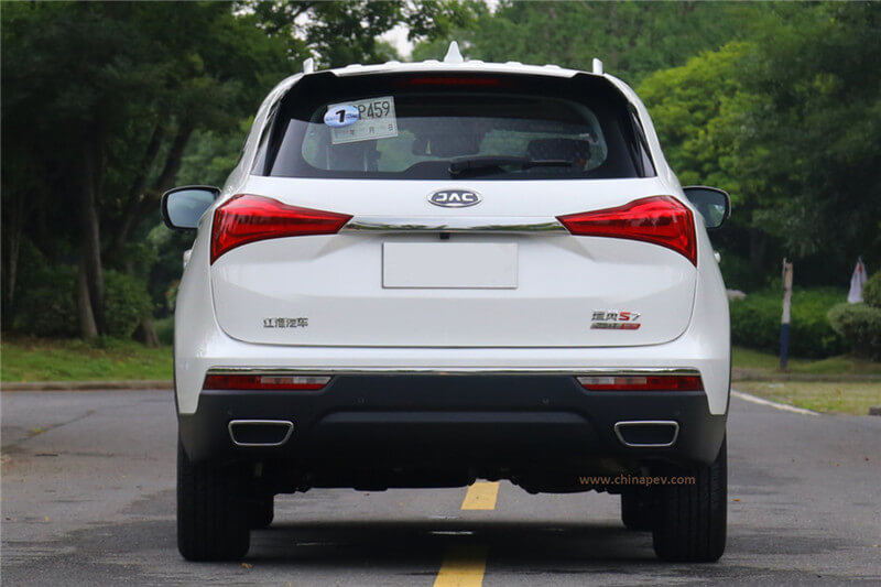 2019 JAC Refine S7 Is Listed in China Market