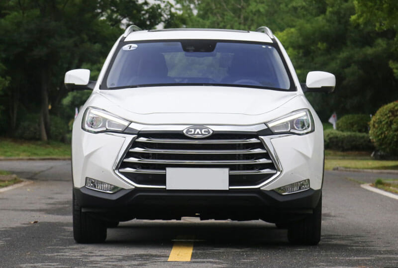 2019 JAC Refine S7 (Ruifeng S7) Technical Specs
