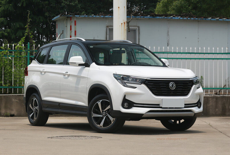 2020 Dongfeng Fengxing (Forthing) Facelift T5 Is Listed in China Market