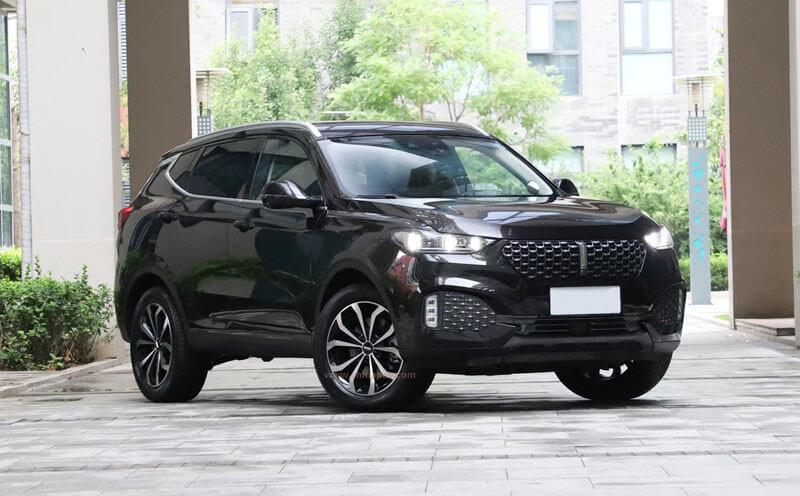 GWM Released 2020 WEY VV6 in China Market