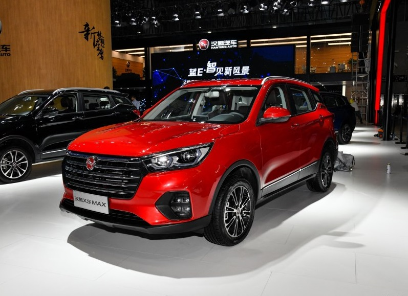 2020 Hanteng X5 Technical Specs