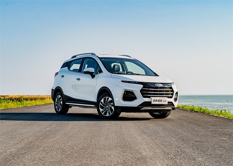 2020 JAC S3 Is Ready in China Market