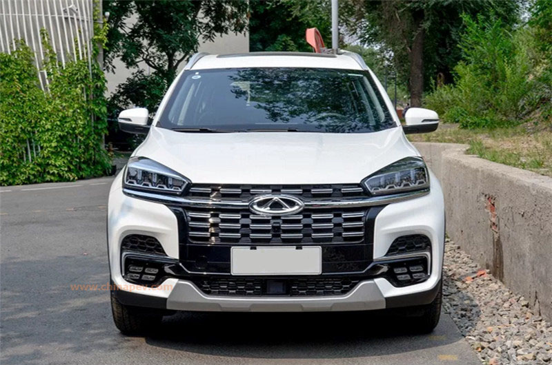 All-New Chery Tiggo 8 Review - Appearance, Interior & Room