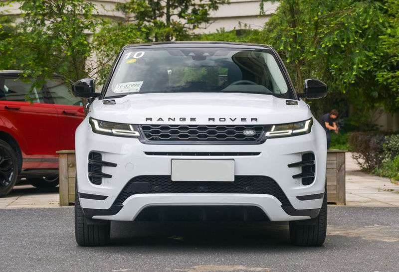 All-New Range Rover Evoque Will be Listed Soon In China, Made by Chery-Jaguar