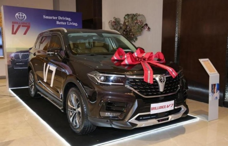 Brilliance V3/V6/V7 Launched in Myanmar Market
