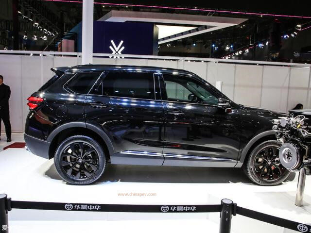 Brilliance V7 To Luanch a Sports Version with 1.8T Prince Engine