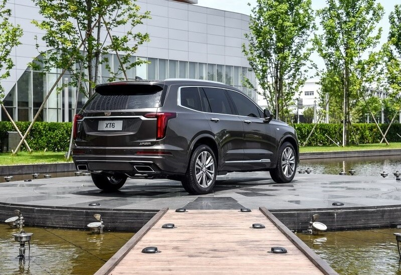 SAIC-GM To Release 2020 Cadillac XT6 China Version, Powered by 2.0T Engine