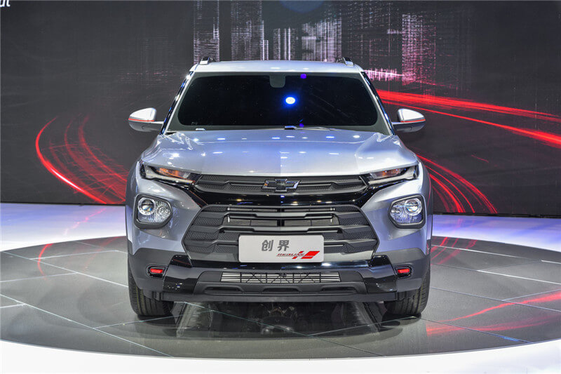 All-New Chevrolet Trailblazer China Version Will Be Listed in Sep. 2019, Positioned in A Compact SUV