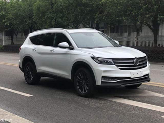 Dongfeng Fengon(Fengguang) 580 MAX Is an Enlarged Fengon 580 Pro