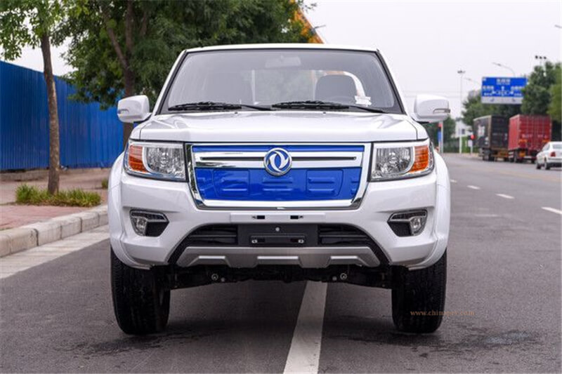 Dongfeng Rich & Rich 6 Pickup Launched Pure EV Versions in China Market