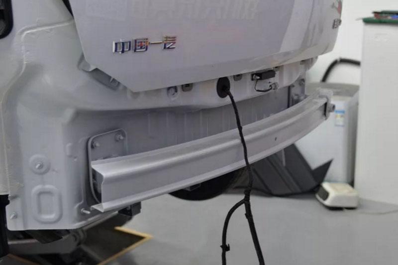 FAW Bestune T77 Review – Front & Rear Crash Beam Teardown
