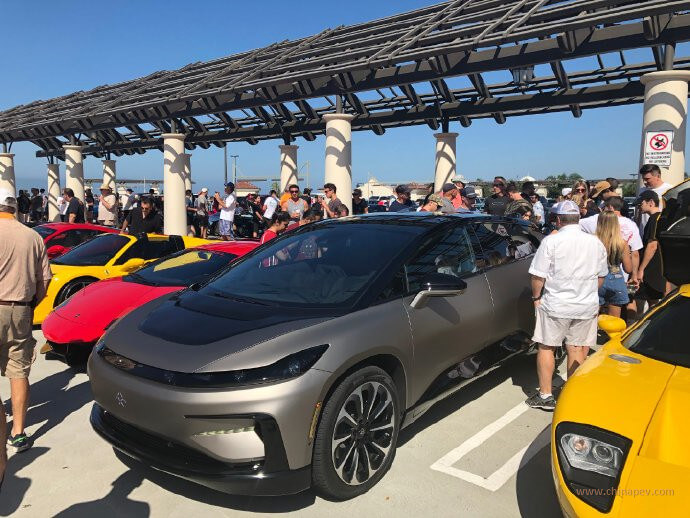 "The ""father"" of BMW i8 Dr. Carsten Breitfeld Joined Faraday Future as CEO"