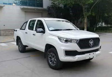 BAIC FOTON To Launch Two New Pickups in China After  TUNLAND E7