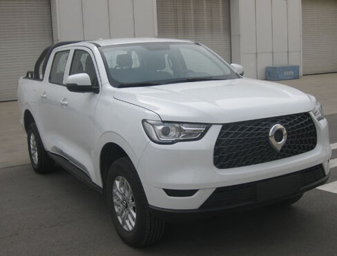 Great Wall Motors Pao (P-Series) Pickups To Have New Badge, More Parameters Unveiled