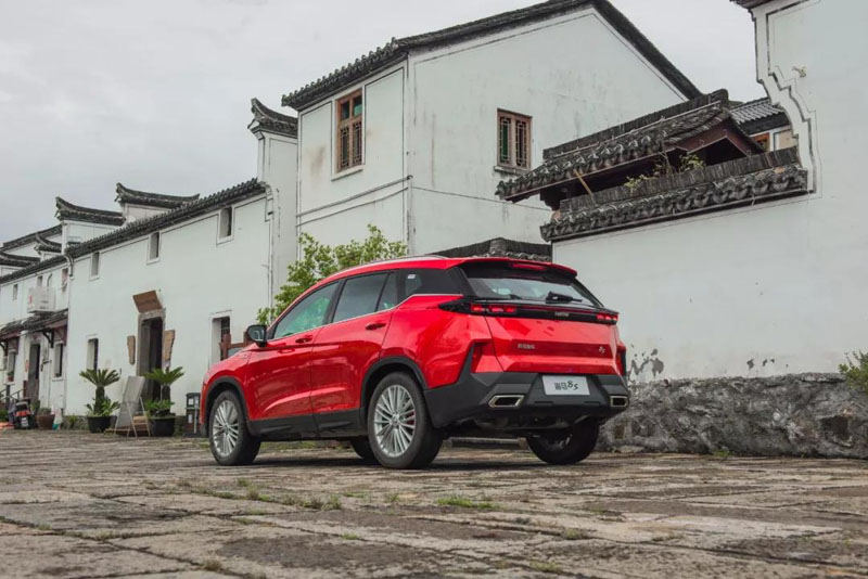 HAIMA's Latest Compact SUV HAIMA 8S Is Ready In China Market