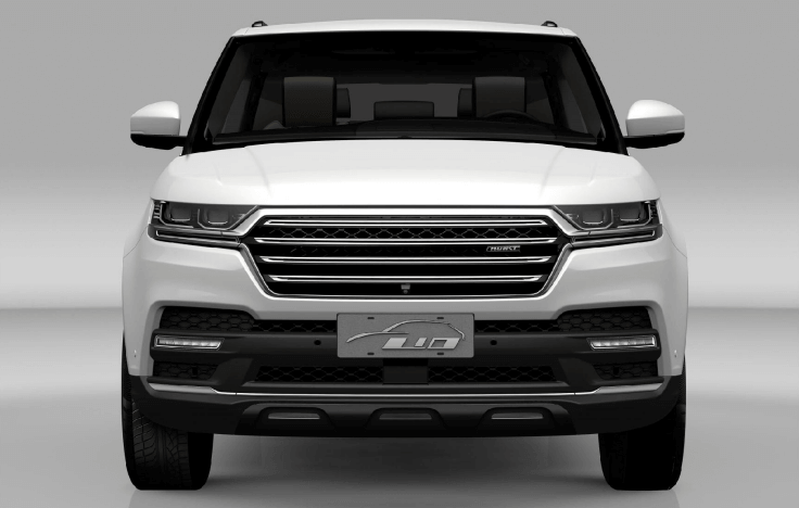New Chinese Car Startup Hanlong To Launch Large Size SUV by 2019