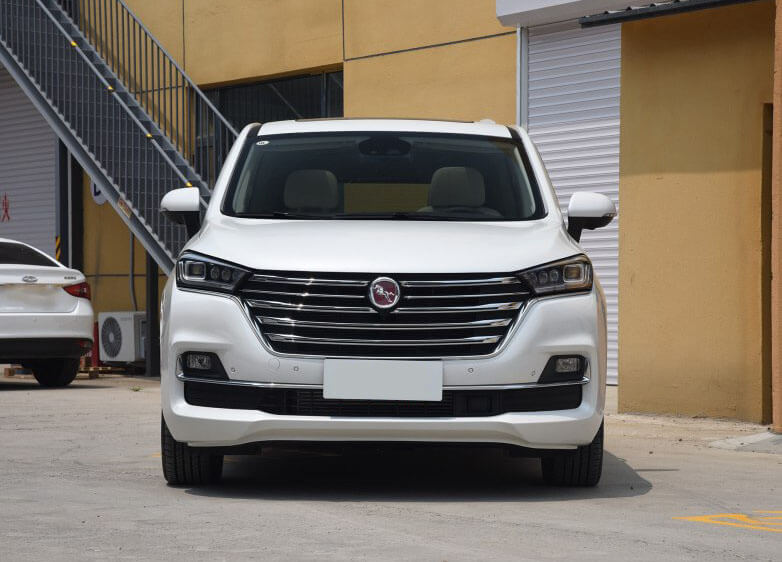 Hanteng V7 is Ready in China Market, The First MPV from Hanteng Auto