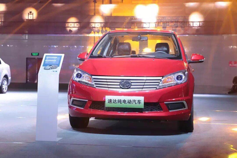 Henan Suda's First EV SA01 To be Released in China Market