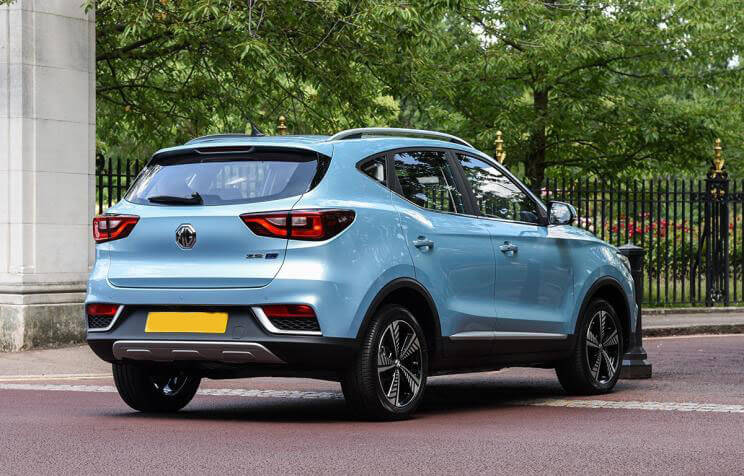 SAIC MG ZS EV (EZS) Officially Launched in UK Market, Price Starts at £24,995