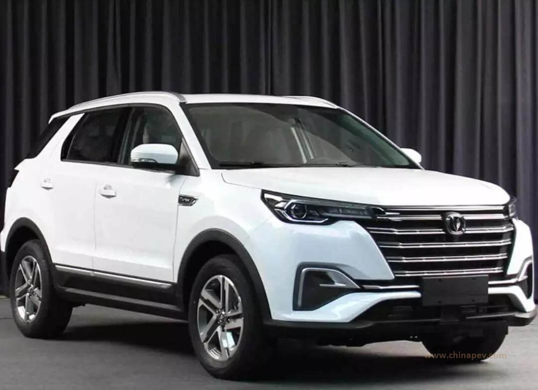 Facelift Changan CS55 Will Be Soon Launched in China Market