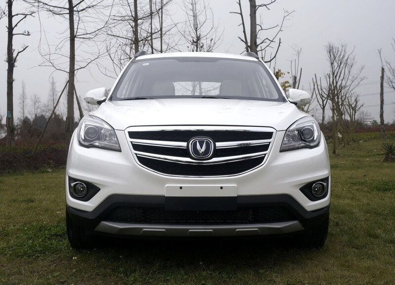 Rebadged Changan CS35, the 2019 Oshan Kesai 5 Is Ready in China Market