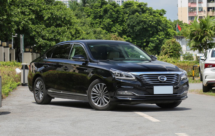 GAC's Flagship Sedan, The Trumpchi GA8, Will Receive a Facelift Soon
