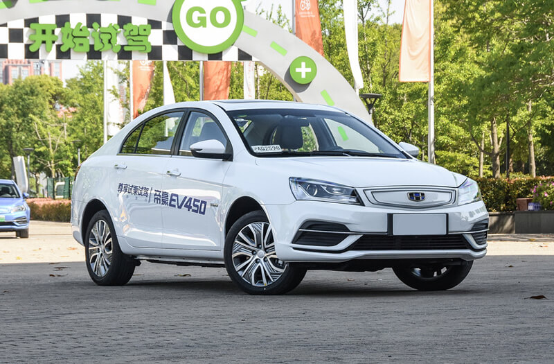 Geely's Pure EV 2019 Emgrand EV500 Is Ready in China Market, Price Starts At 135,800 Yuan After Subsidy