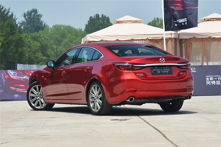 """2019 """"All-New"""" Mazda 6 Atenza Launched in China Market, Powered by 2.0L/2.5L Aspirated Engines"""