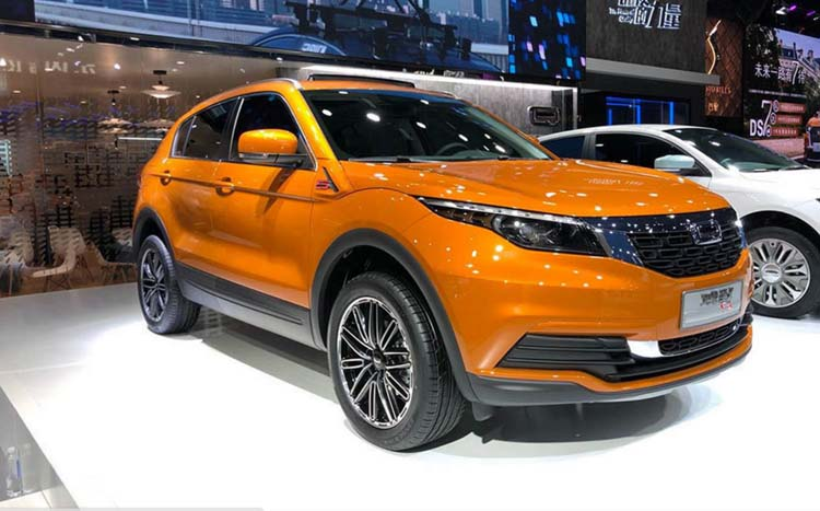 Qoros Auto's New SUV, The Qoros 5S Starts to Presale in China Market, Price Range of 148,800-168,800 Yuan