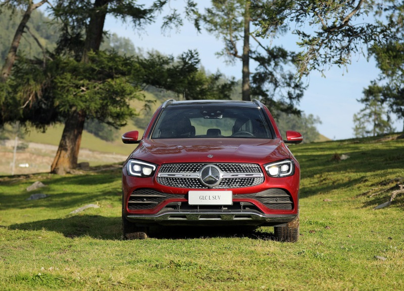 The China-Only 2020 Benz GLC L Facelift Is Ready in China Market, Price Starts At 392,800 yuan