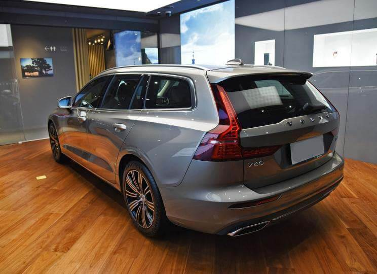 2020 All-New VOLVO V60 Launched in China By Import, Price Starts at 339,900 yuan in China Market