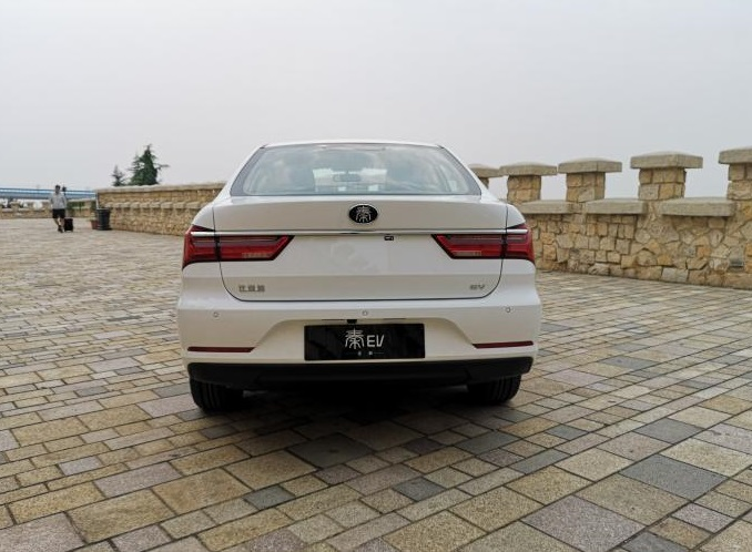 All-New BYD QIN EV To Launch in China Market Soon, Range of 261 Miles