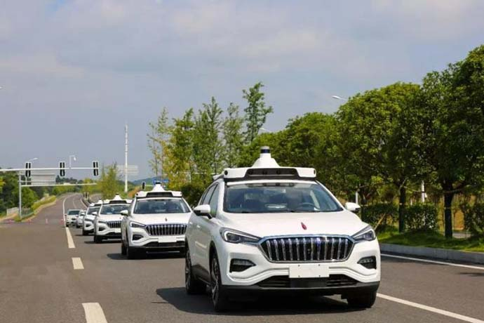 Baidu To Cooperate With Chongqing In Autonomous Driving & Smart City