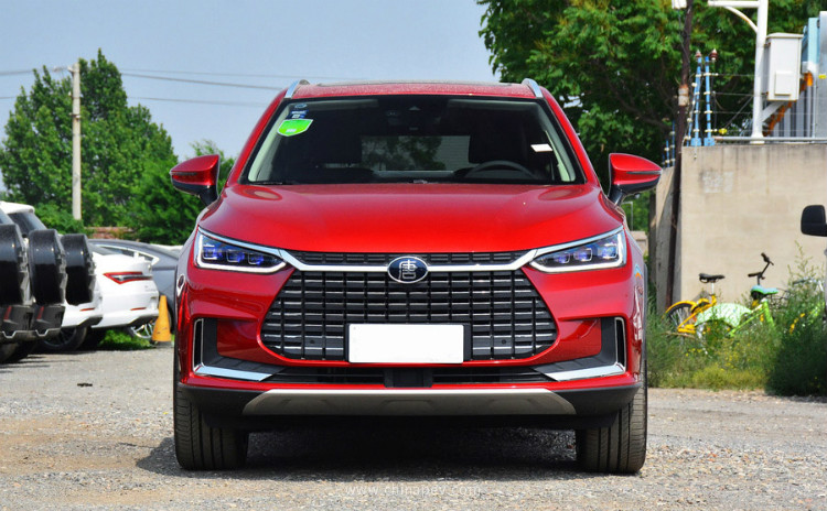 2019 BYD TANG DM (PHEV) Technical Specs