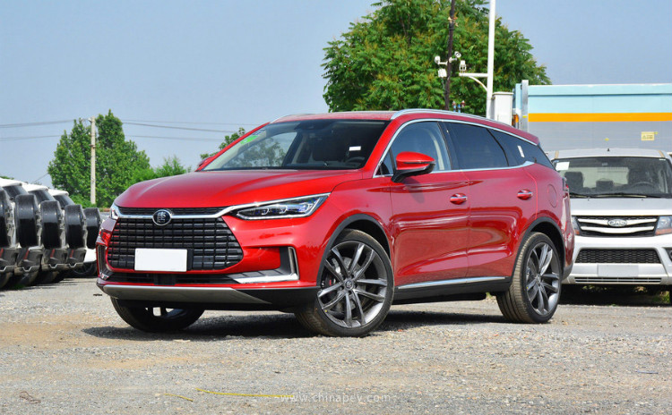 BYD Tang & Yuan EV will go to Latin America soon