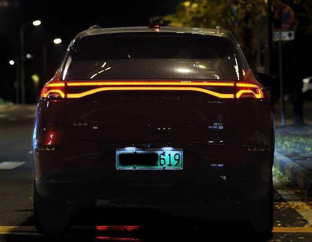 BYD's Flagship SUV, the Pure Electric BYD Tang To Debut in US Auto Show