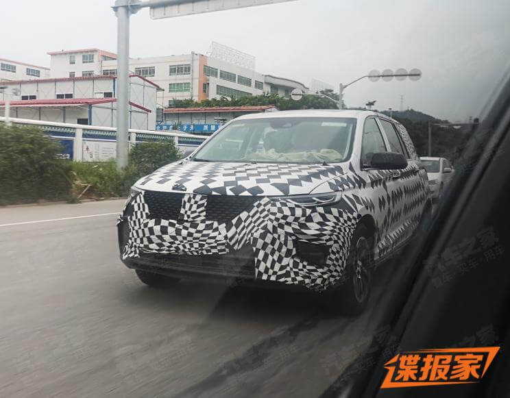SGMW Baojun To Have a New SUV, First Spy Photo Exposed