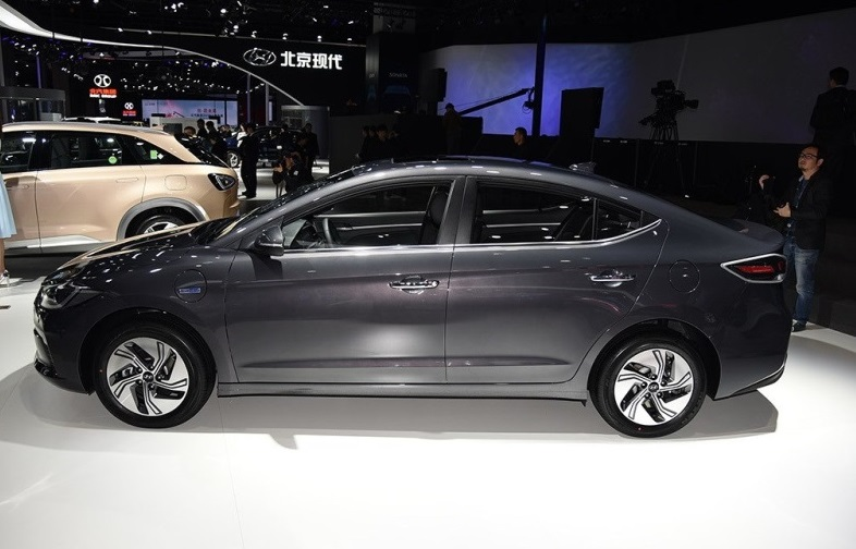 Beijing-Hyundai Elantra(Ling Dong) PHEV Is officially launched in China Market