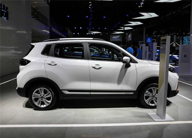 Changan Oshan's All-New Small SUV Kesai 3 Is Listed in China Market