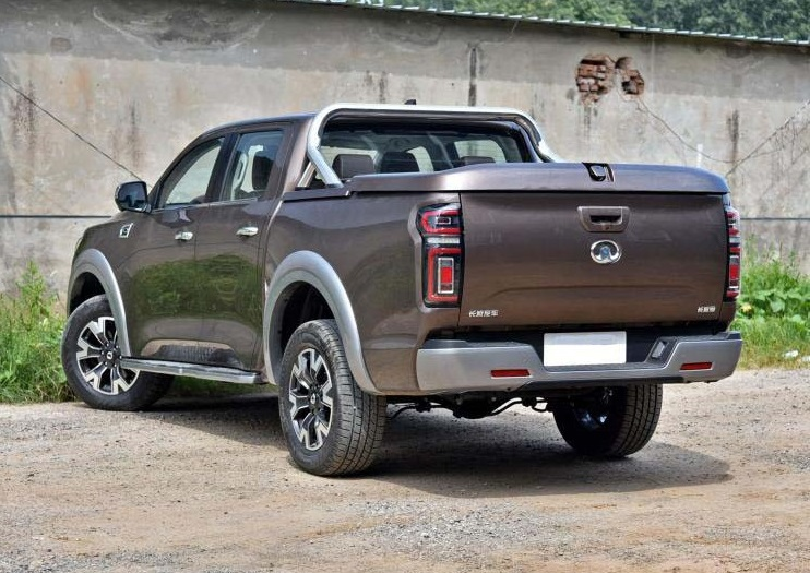 Great Wall Motors Launches New Pickup Brand, The Pao (P-Series) Pickup