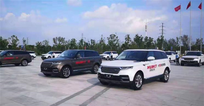 "Chinese Automaker Startup Hanlong Debut Its First SUV ""Kuangshi"", as well as New Badge ""HUNKT"""