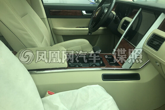 Spy Photos: Hongqi LS5 Is Totally a Chinese Range Rover