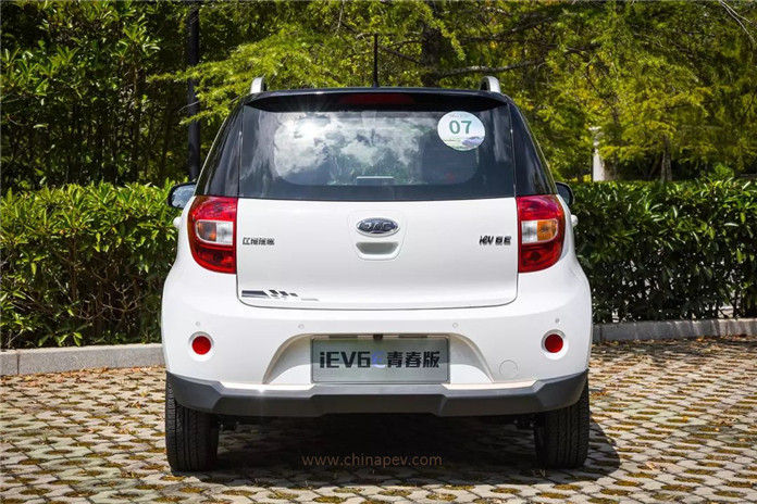 JAC Motors' Mini EV, JAC iEV6E has a Youth Version, Range of 192miles