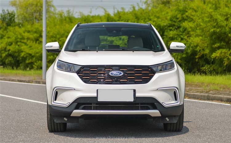 The China-Only JMC-Ford Territory Has an Pure Electric Version, Price Starts 182,800 yuan in Chinese Market