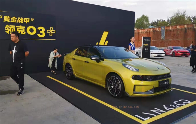 Lynk & Co 03+ Officially Listed in China Market, Price Starts At 185,800 Yuan(~US,777)