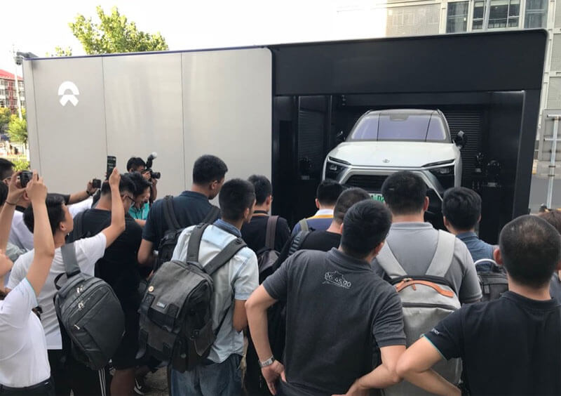 Qin Lihong: NIO to Release One Low-priced EV in Next Two Years, ET7 Postponed to 2022