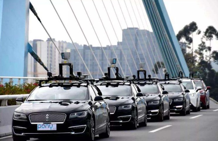 China's Autonomous Driving Startup Pony.ai To Cooperate With Toyota in Autopilot Technology