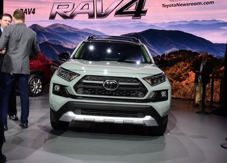"All-New RAV4's Sibling in China: GAC-Toyota Resgitered Trademark of ""Wildlander"""