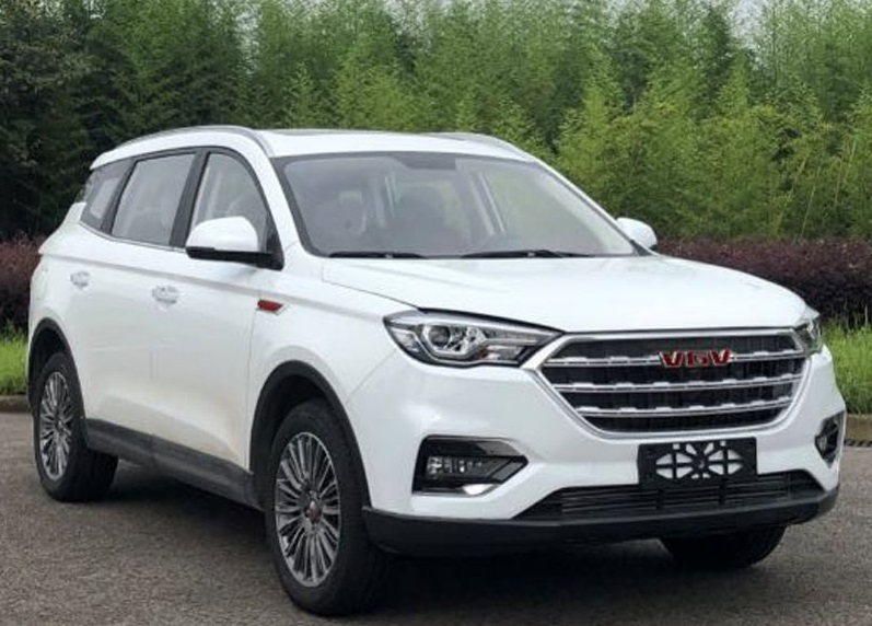 WEICHAI Enranger U70 to Be Released Soon In Chinese Market, An All-New Mid-Size SUV