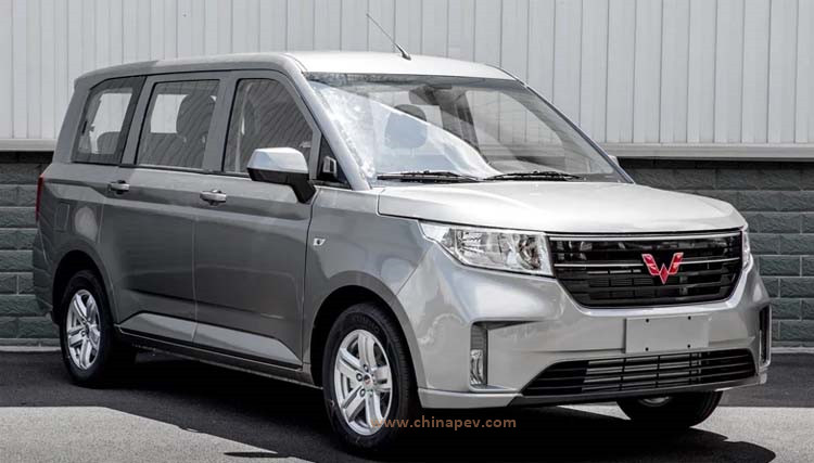 SGMW Wuling Hongguang Will Receive a Facelift, the Plus Version To Launch Soon in China Market